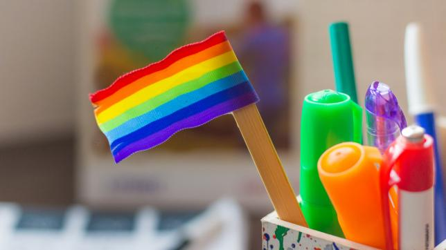 LGBT+ teachers are experiencing discrimination at work