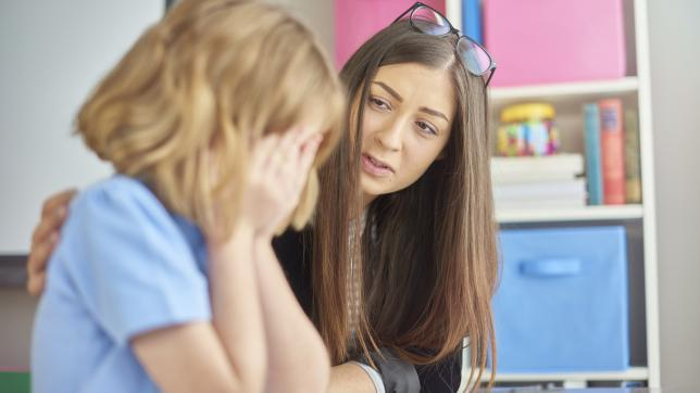 Teachers support children through traumatic experiences