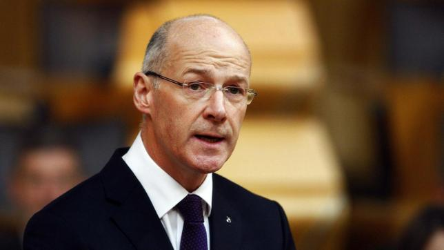 Swinney hits out at 'overblown' attacks on education