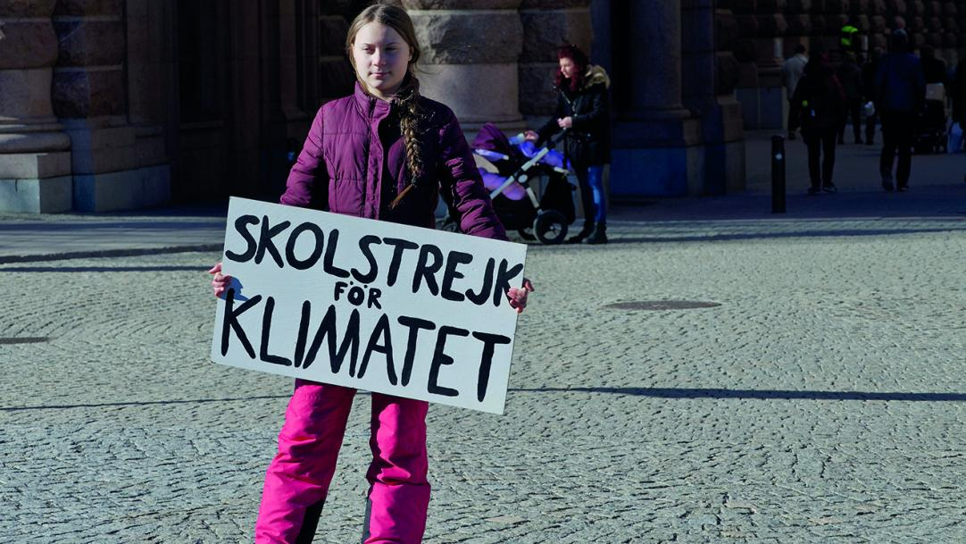 Greta Thunberg is more than just an activist