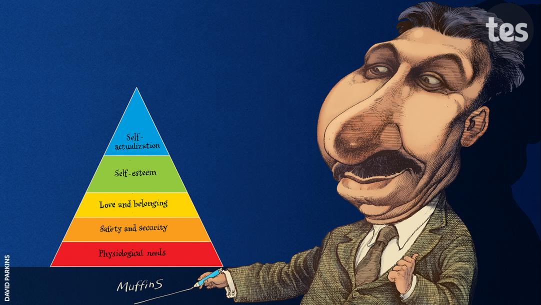 Behaviour: Why teachers should pay attention to Maslow's Hierarchy of Needs