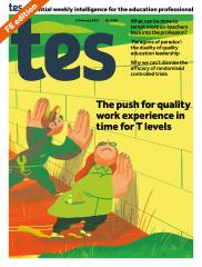 Tes FE issue 15 February 2019