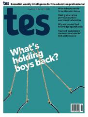 Tes issue 19 April 2019