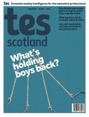 Tes Scotland issue 19 April 2019