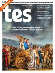Tes FE cover 17/05/19
