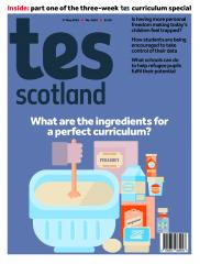 Tes Scotland cover 17/05/19