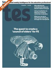 Tes FE issue 19 July 2019