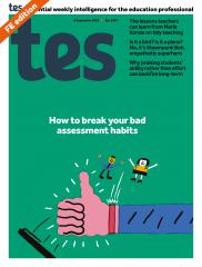 Magazine | Tes
