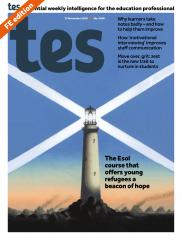 Tes FE cover 15/11/19