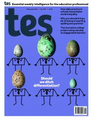 Tes issue 8 November 2019