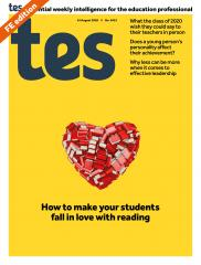 Tes FE cover 14/08/20