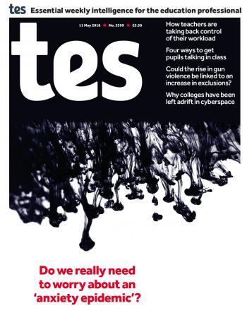 TES - 11 May 2018 cover image