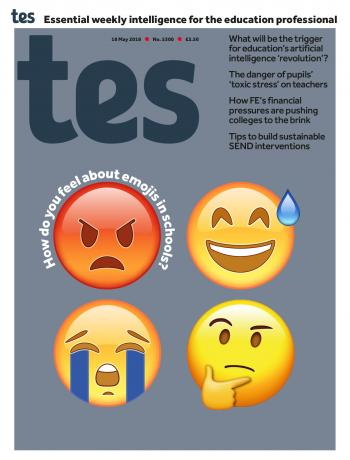 TES - 18 May 2018 cover image