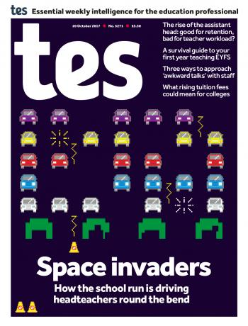 TES - 20 October 2017 cover image