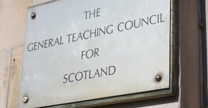 Teacher struck off after telling pupisl about having sex behind a tree and smoking cannabis (Picture: GTCS)