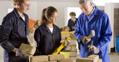 construction skills colleges training on-site hub