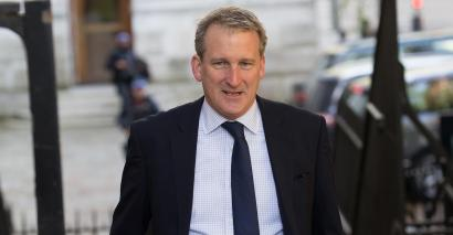 Damian Hinds on T levels
