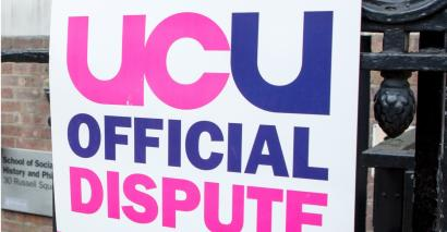 ucu strike colleges pay unions job cuts