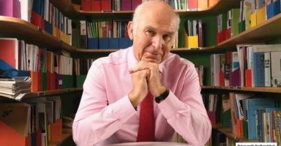 Sir Vince Cable says apprenticeship levy a 'bureaucratic nightmare'