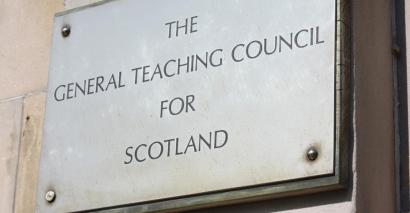 Teacher remains in profession after firearms fine