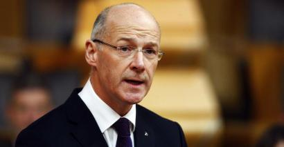 John Swinney: My past as a bouncer