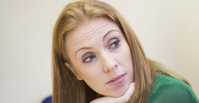Angela Rayner, academies, frees schools, fat cat, competition, collaboration, speech, national education service, NES, conference, liverpool, academies, Labour, schools