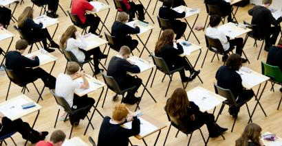 School exams dismissed as fake news