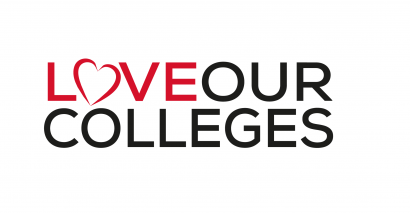 Colleges Week is part of the Love Our Colleges campaign