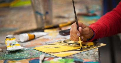 Research shows that the arts are being squeezed out of the curriculum by core subjects like maths, English and science
