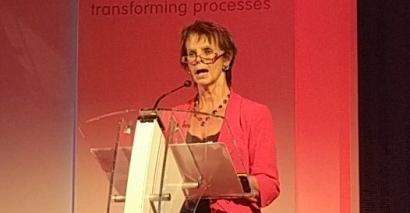 Skills minister Anne Milton spoke to the Federation of Awarding Bodies annual conference in Leicester