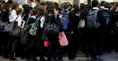 Girls walking outside school in uniform are being subjected to sexual harassment, MPs warn