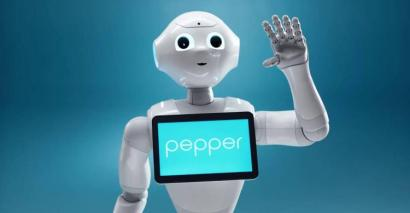 Pepper the robot_editorial