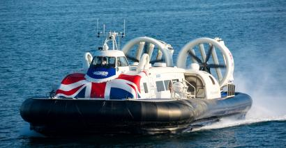 Hovertravel run an apprenticeship scheme