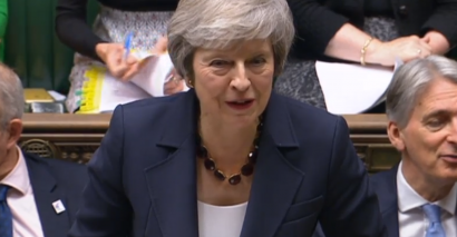 Prime minister Theresa May was asked whether she supports the Raise the Rate campaign to increase baseline 16 to 18 funding