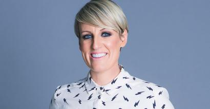Steph McGovern AoC WorldSkills