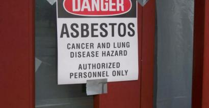 asbestos, schools, unions, government, dfe, survey