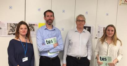 tes podcast, off rolling, looked after children, social media, premature children