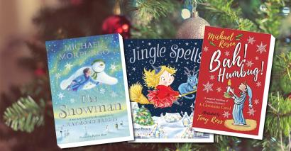 The Tes class book review - Christmas special: The Snowman, Jingle Spells and Bah! Humbig