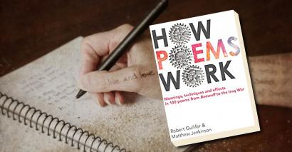 A picture for 'how poems work' by Matthew Jenkinson