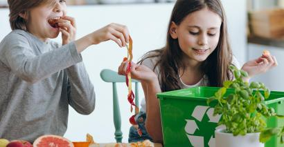How to get your students thinking about food waste and food sustainability