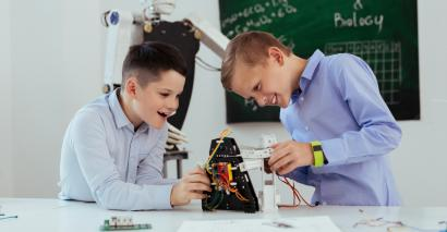 Encouraging pupils to make models is a valuable part of learning through play, says Chris Wilde