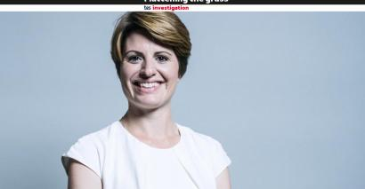 'Flattening the grass': Labour MP Emma Hardy has called for an investigation