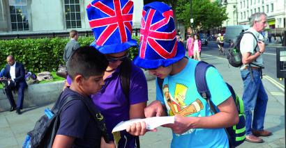 How to support pupils who don't speak English