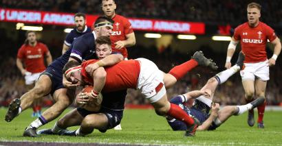 Ahead of Scotland's clash with Wales in the Six Nations, Gareth Evans reflects on how Wales is learning from Scotland's experience of curriculum reform
