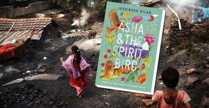 Tes class book review: Asha and the Spirit Bird by Jasbinder Bilan
