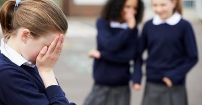 Ofsted could change what its draft inspection framework says about bullying.