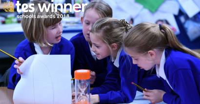 Gomer Junior School outlines its best practice for successfully delivering Stem.