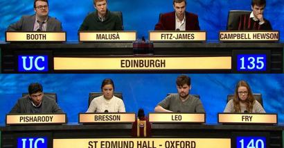 What about a University Challenge-style TV contest for teachers?