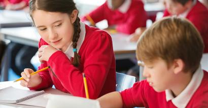 Schools have questioned whether it is necessary to wrap thousands of Sats tests in plastic
