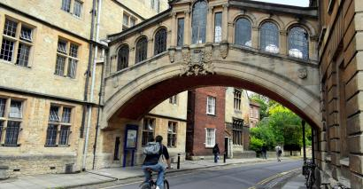 Two new schemes are aimed at widening access to the University of Oxford